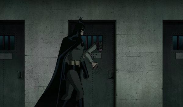 Harvey Dent Two Face Arkham Asylum