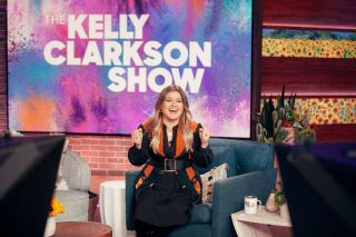 Kelly Clarkson hosts The Kelly Clarkson Show in daytime syndication.