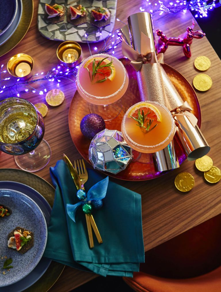 John Lewis Christmas tableware