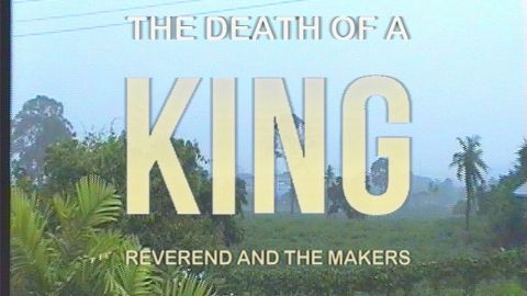 Cover art for Reverend & The Makers - The Death Of A King album