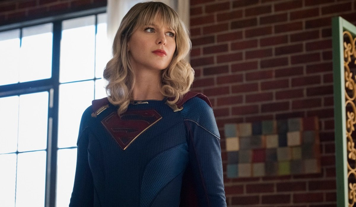 Kara Supergirl The CW