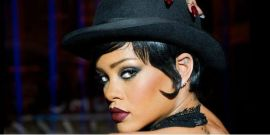 Watch Rihanna Explain Her Habit Of Stealing Wine From Clubs, Hotels