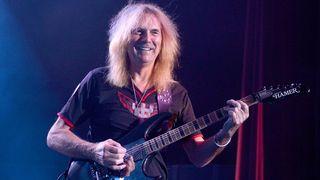 Judas Priest's Glenn Tipton
