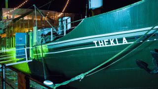 The Thekla music venue