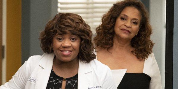 Grey's Anatomy Season 15 Miranda Bailey smiling Catherine Fox ABC