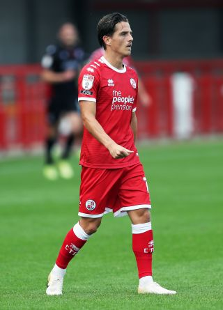 Crawley Town v Scunthorpe United – Sky Bet League Two – People's Pension Stadium