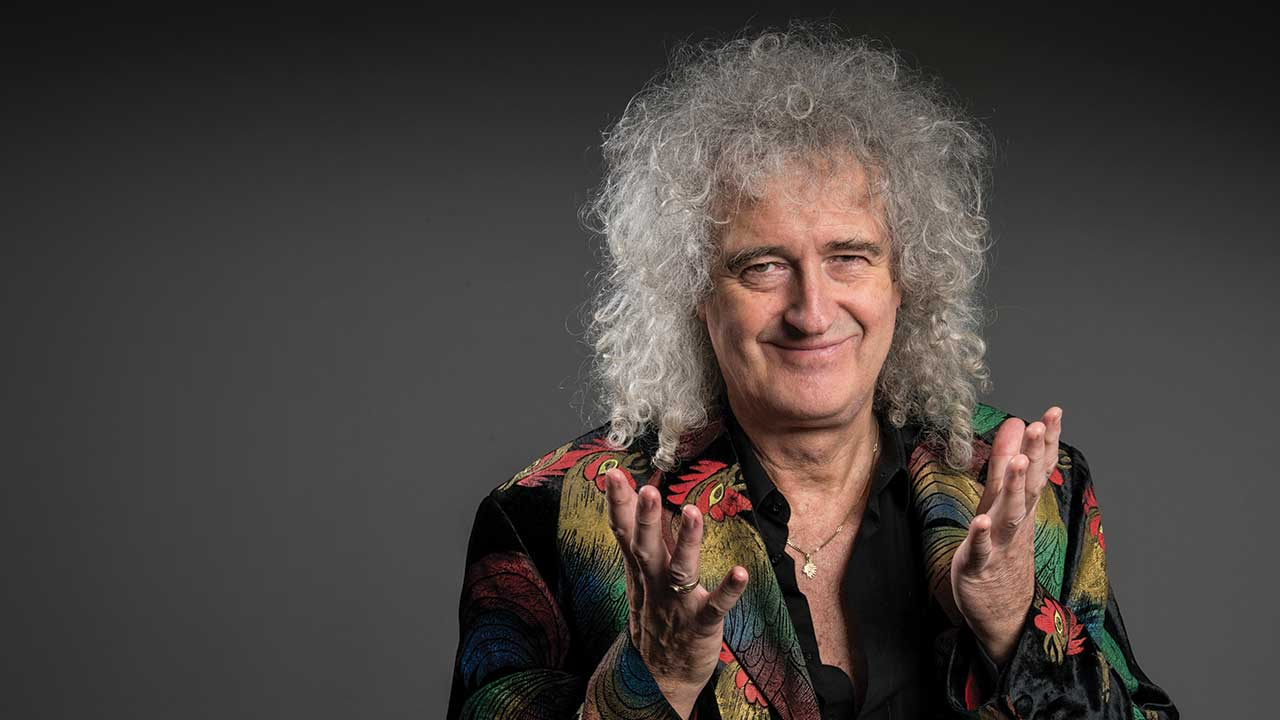 Brian May interview: how Queen's Bohemian Rhapsody movie was