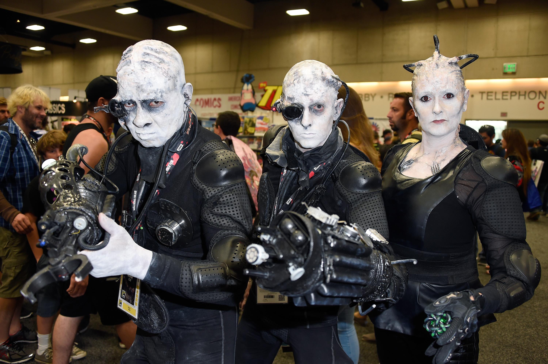 Comic Con 2017 A Space Fan S Guide Space