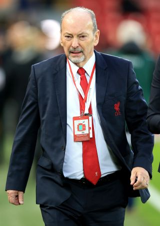 Peter Moore file photo