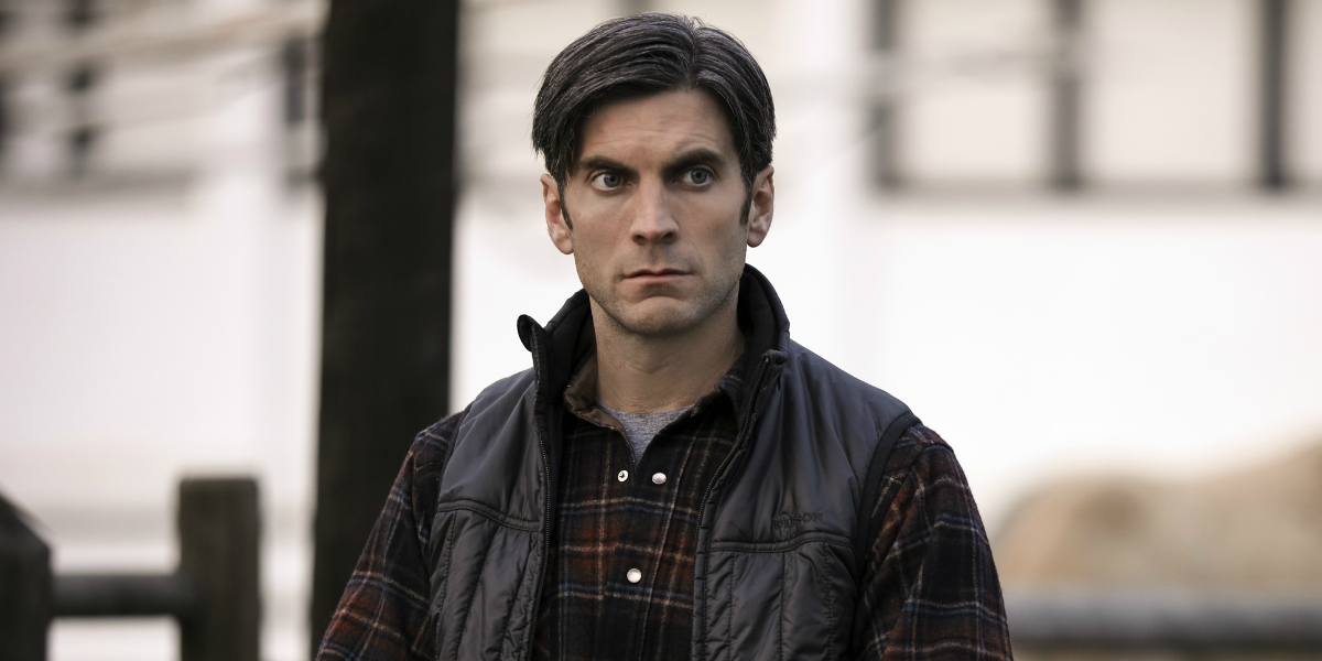 Yellowstone Jamie Dutton Wes Bentley Paramount Network