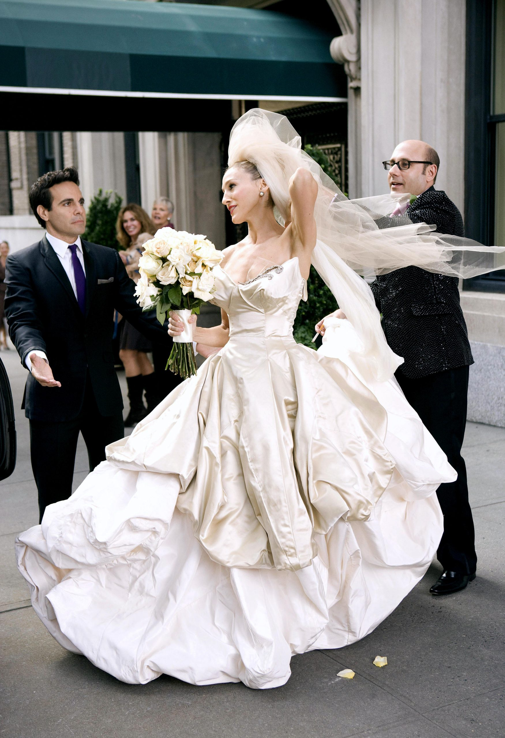 Carrie Bradshaw wedding Poem – Sex and the City