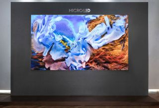 Samsung 110-Inch Micro LED TV