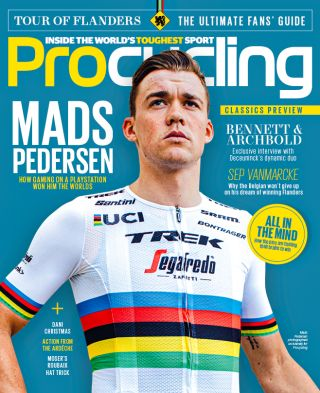 Procycling features for April, 2020