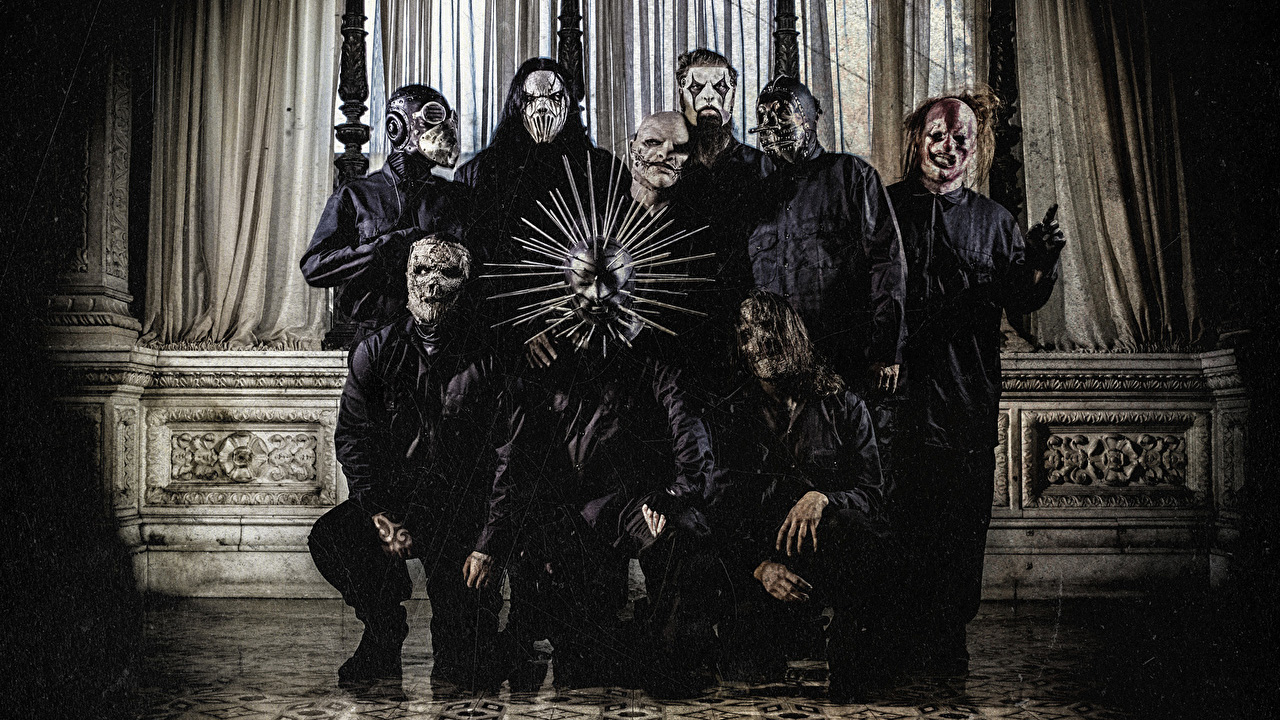 Slipknot's Clown: We're primed and ready to go