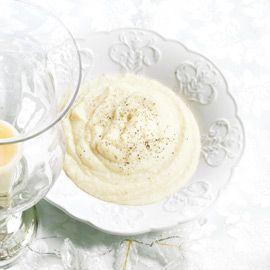 Celeriac puree - christmas food - woman and home - dec 2010