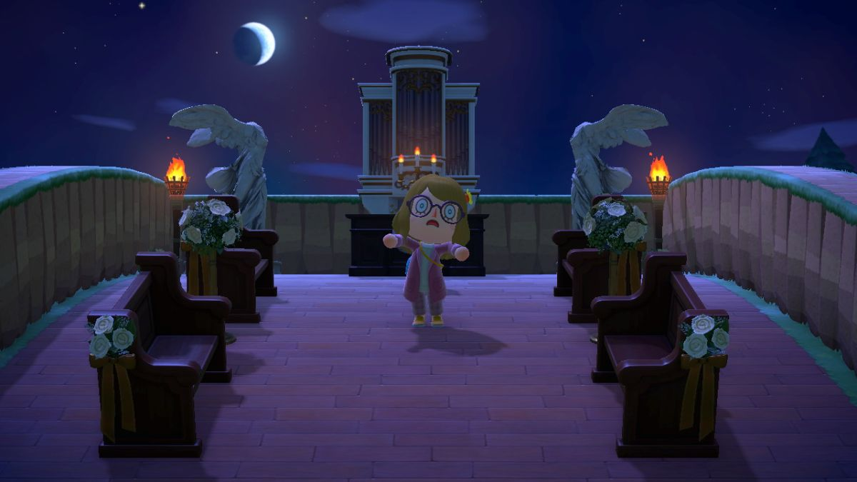 Animal Crossing: New Horizons player turns their island into Resident Evil: Village