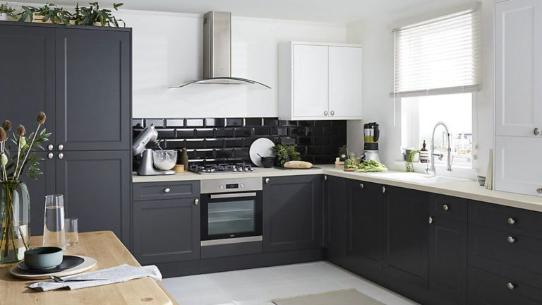 B&Q kitchen planning