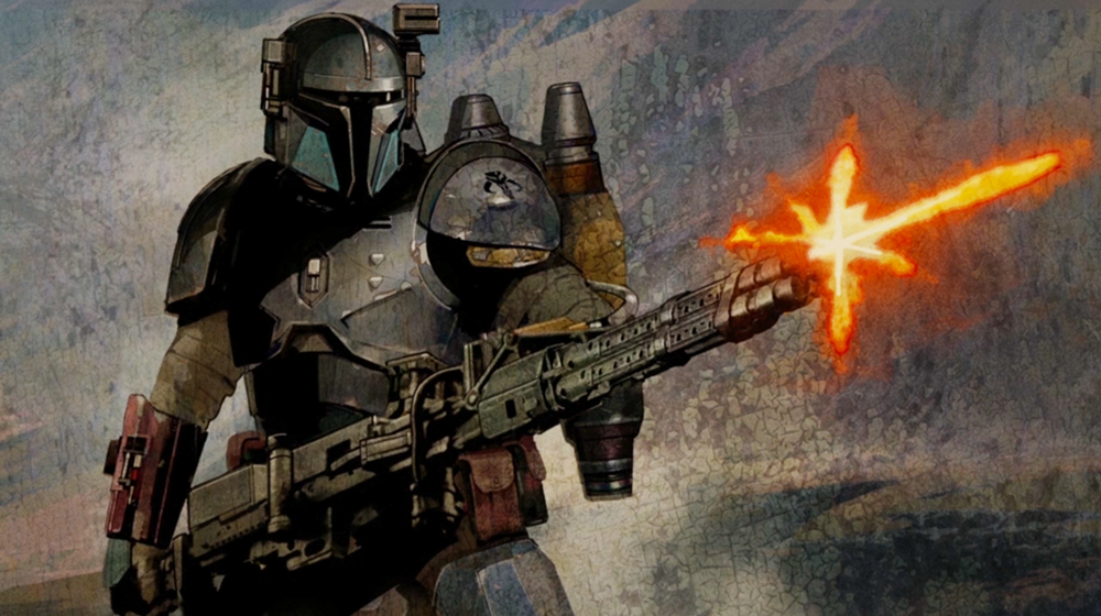 The Mandalorian Episode 3 Sees The Hunter Become The Hunted Space