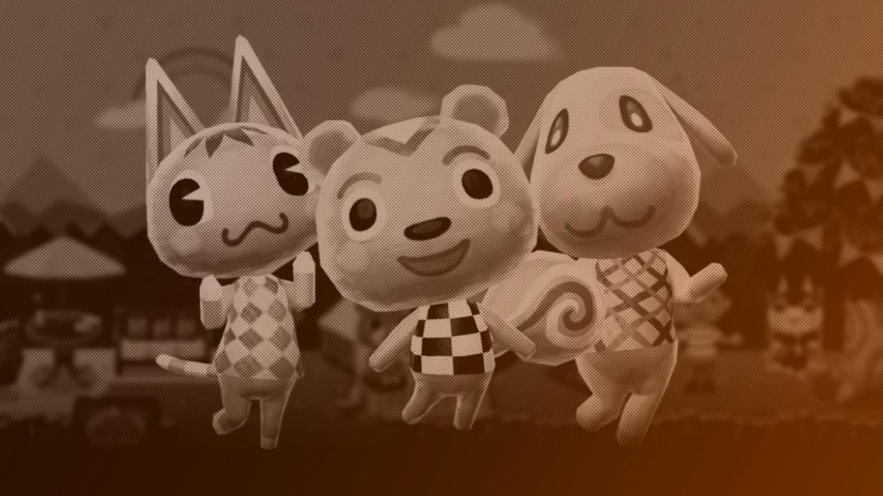 Designing An Animal Crossing Character Gamesradar
