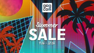 The GOG Summer Sale 2021 logo.