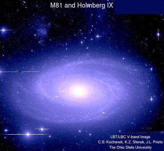 New Method Measures Astronomical Distances