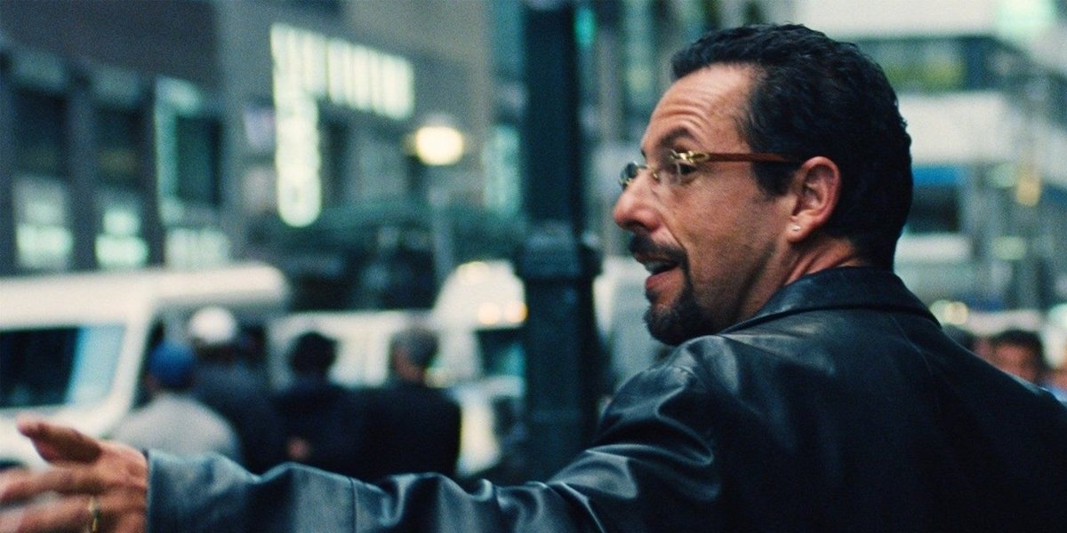 Adam Sandler's Uncut Gems Aims To Break Another Record With Oscars Weekend Expansion