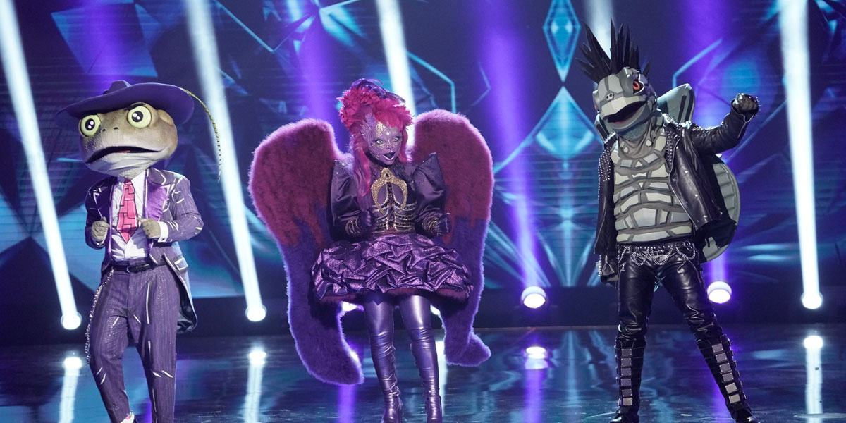 How The Masked Singer Season 3 Winner Feels About The Backlash From The 'Haters' - EpicNews