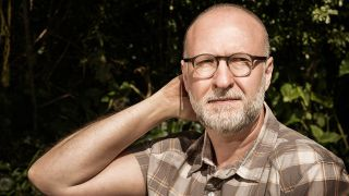 a press shot of bob mould in 2014