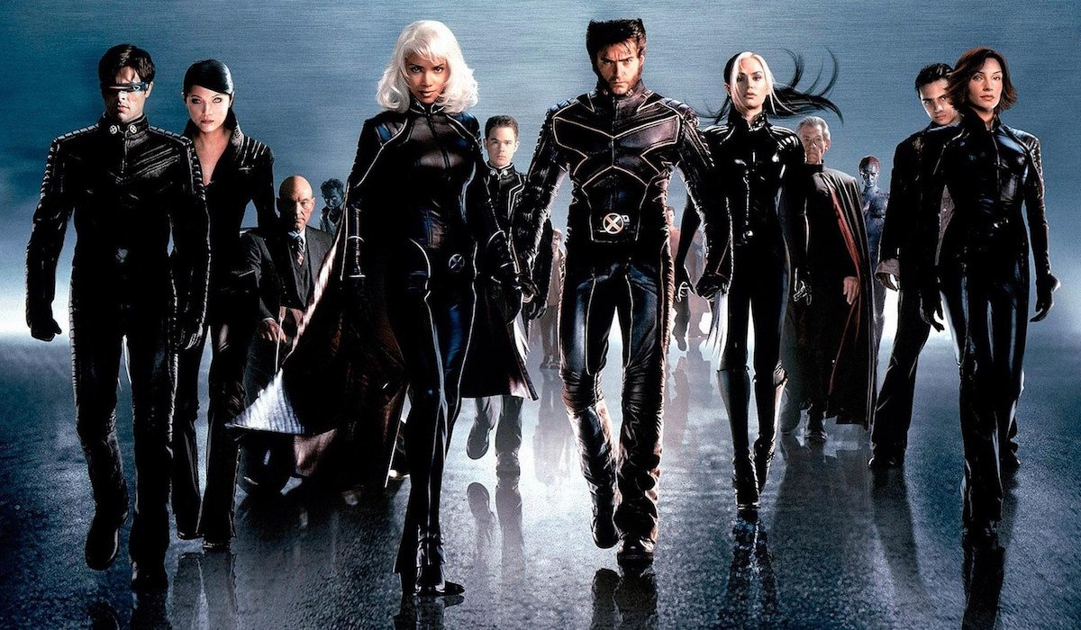 X2: X-Men United cast