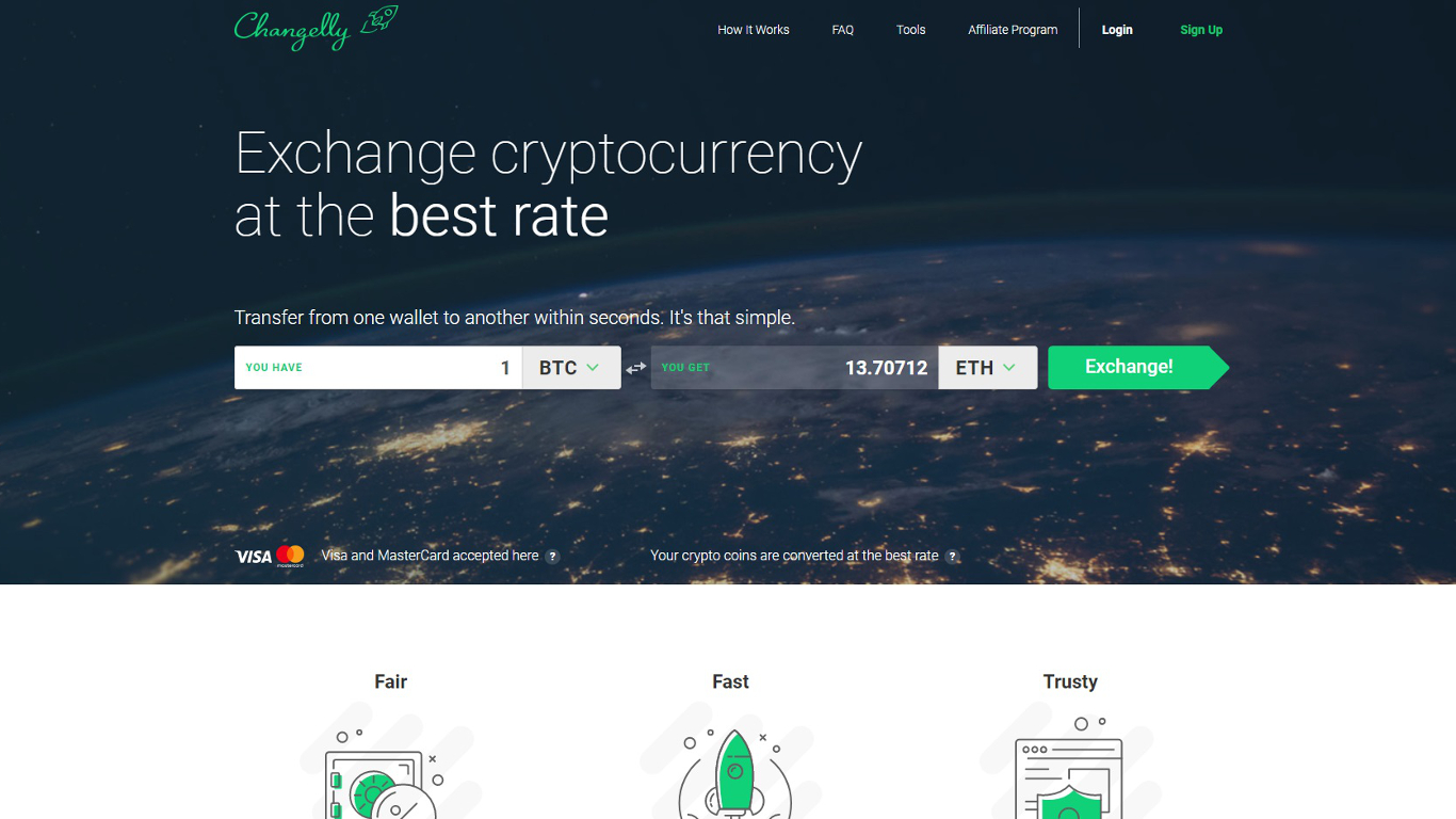 cryptocurrency exchange affiliate