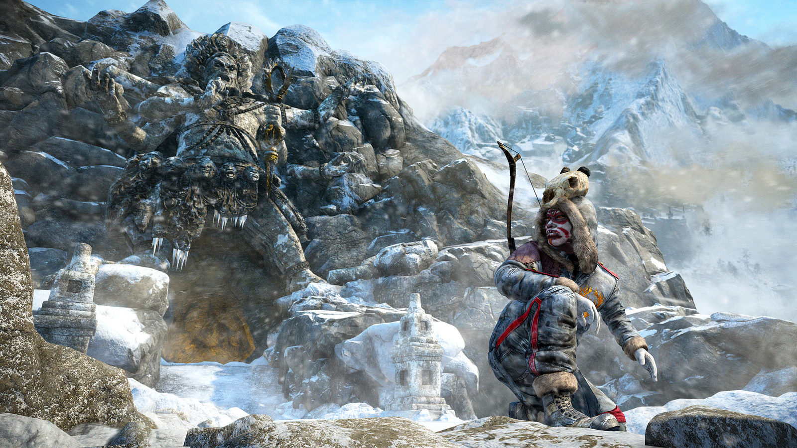 Far Cry 4 Yeti DLC Trailer And Screenshots Reveal Your Next Big Challenge #32590
