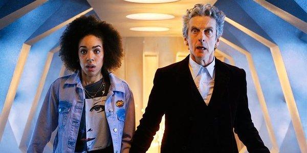 doctor who bill twelve