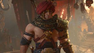 Diablo 4 Barbarian