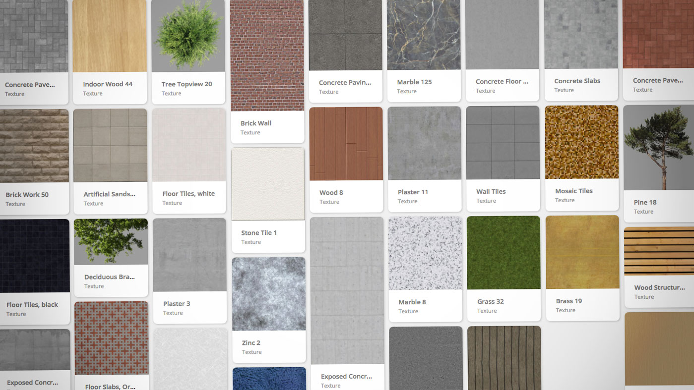 Free textures: Where to find textures for your 3D artwork