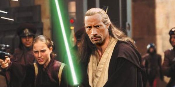 The Rock Star Wars