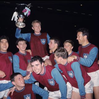 European Cup Winners Cup Final West Ham United