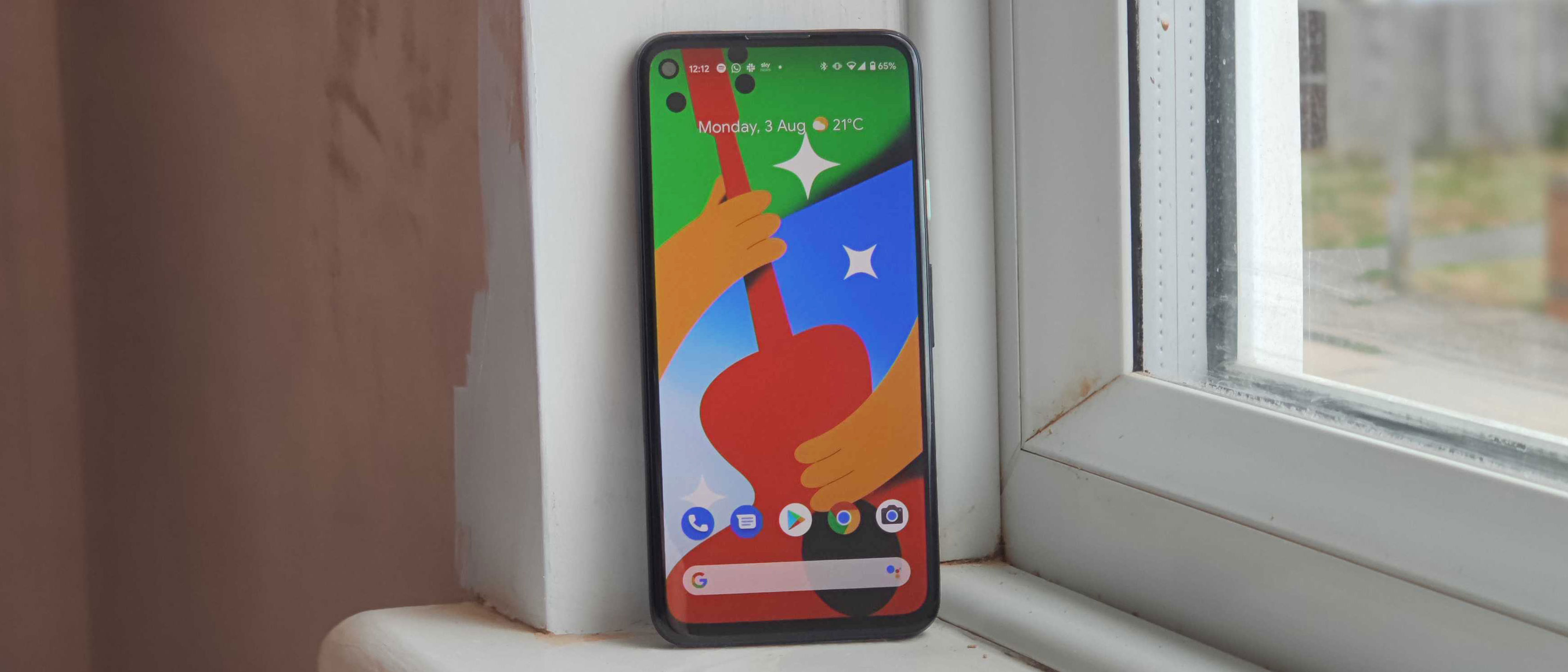 Google Pixel 4a review: impressive camera, affordable price,  one-hand-friendly | TechRadar