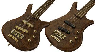 Warwick NAMM 2020 basses