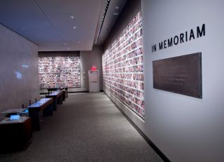 Electrosonic's AV Systems in National 9/11 Memorial