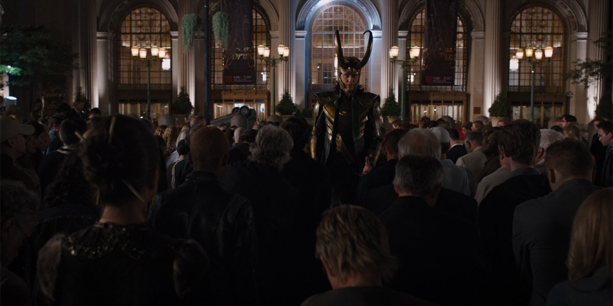 Loki in Germany The Avengers