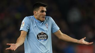 Maxi Gomez Celta Vigo Spurs