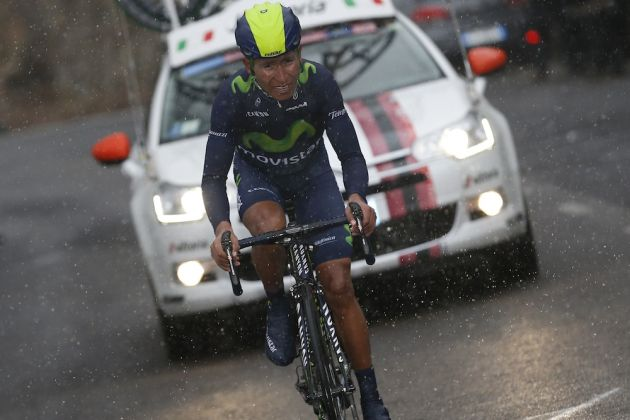 Nairo Quintana (Photo: Yuzuru Sunada)