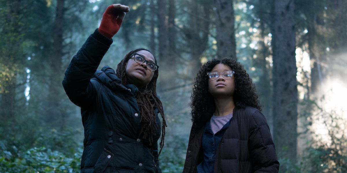Ava DuVernay directing A Wrinkle in Time