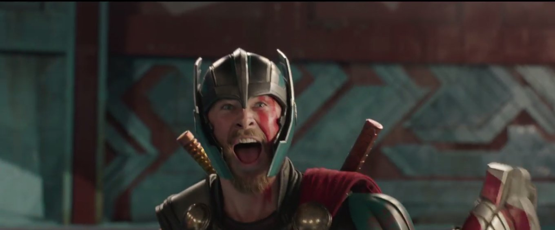 chris hemsworth Thor ragnarok gladiator costume