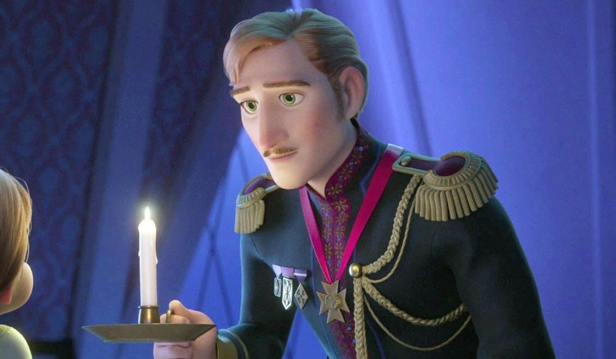 King Agnarr Frozen Disney