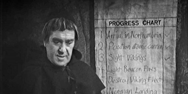 The Monk Peter Butterworth Doctor Who BBC America