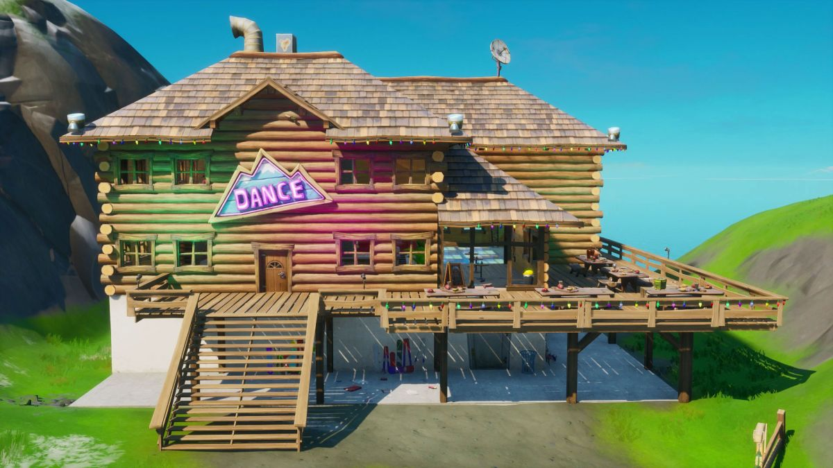 Fortnite Lockie's Lighthouse, Apres Ski, and Mount Kay locations: Where to land at each of them - GamesRadar+