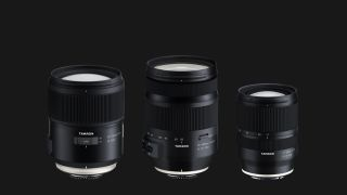 Tamron announces trio of full-frame lenses for Canon, Nikon