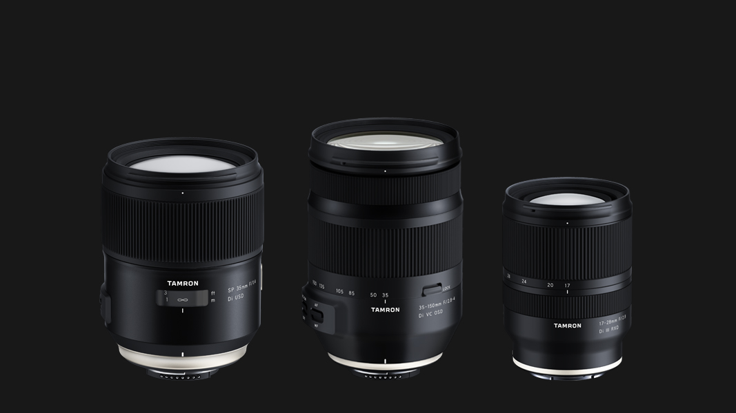 Tamron announces trio of full-frame lenses for Canon, Nikon and Sony | Digital Camera World