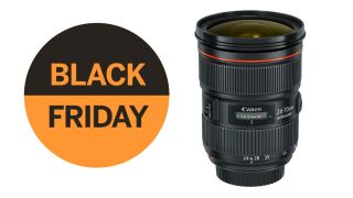 Canon EF 24-70mm f/2.8L II USM Black Friday